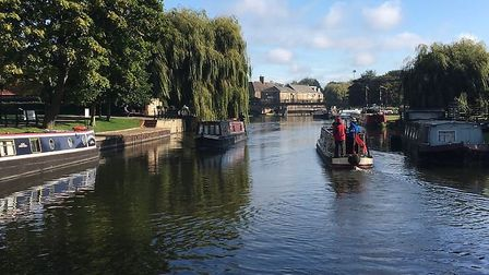 Failing to register a boat for use on Environment Agency waterways is an offence under the Environme