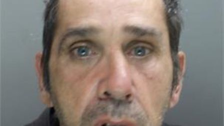 Wanted: Frank Brinkley may be in St Albans. Picture: Herts Police