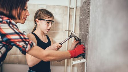 Fixing up your house needn't be a chore... (Picture credit: Thinkstock/PA)