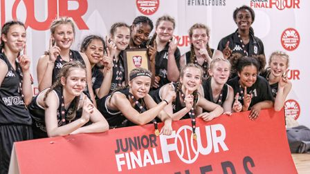 Oaklands Wolves U14 basketball team have been crowned national champions.