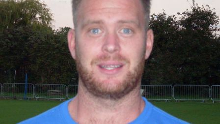 New Huntingdon Town manager Daniel Woodhead. Picture: EYNESBURY ROVERS FC