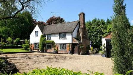 The Old Cottage, London Road, Woolmer Green