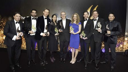 The British Travel and Hospitality Awards (Picture: Steve Dunlop)