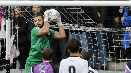 Dean Snedker is the latest to sign a new deal at St Albans City. Picture: LEIGH PAGE