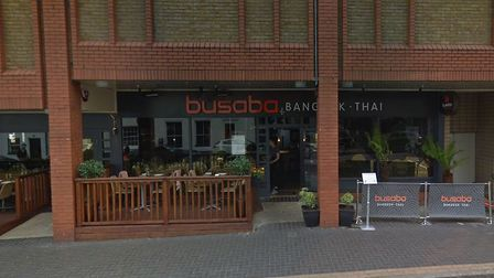 Busaba Eathai in St Albans. Picture: Google Maps