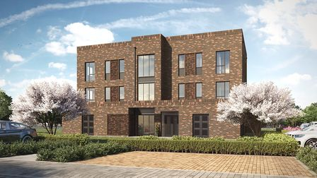 Lancaster Grange will consist of 100 units in total