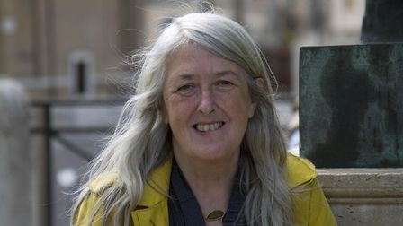 Mary Beard is an honorary patron of the festival and will close the event. Picture: Caterina Turroni