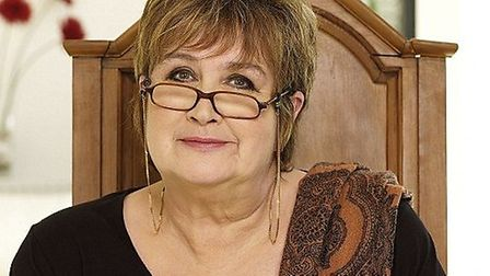 Jenni Murray will present the history of Britain through 21 women. Picture: Les Wilson