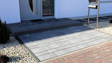 Less can be more when it comes to paving (Picture credit: Thinkstock/PA)
