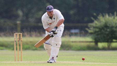 Tim Fretter took three wickets and hit 50 but it wasnt enough for London Colney against Hertford. Pi