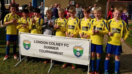 St Albans City Youth U10 East triumphed at the London Colney summer tournament.
