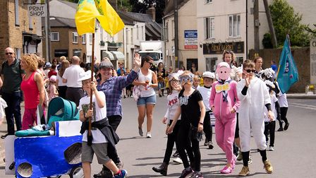 Somersham Carnival PICTURE:JLC Photography Limited