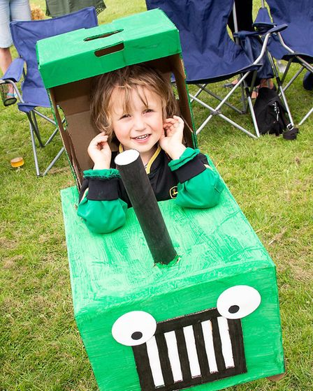 Somersham Carnival PICTURE: JLC Photography Limited
