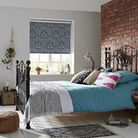 Apollo John Lewis Tilia Fabric 'You Choose' Bedroom Roller Blinds, from £97 for a 650mm x 950mm made