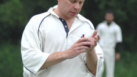 Jamie Rice was among the wickets as Godmanchester Town 2nds beat Waresley 2nds.