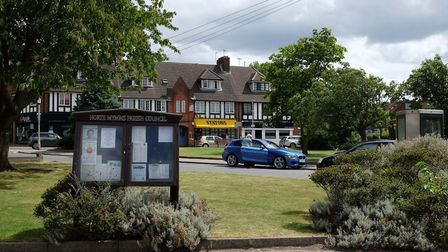 The Bradmore Green shops