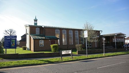 Brookmans Park United Reform Church (Picture: DANNY LOO)