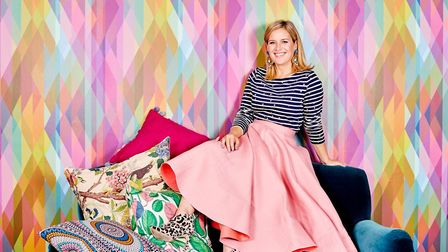 Sophie Robinson, judge of Anglian Home Improvements' Styled By Me competition