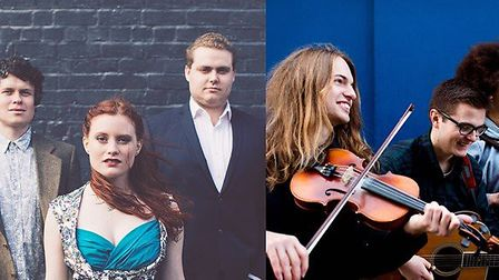 St Albans Folk Festival's main concert will take place at the Maltings Arts Theatre