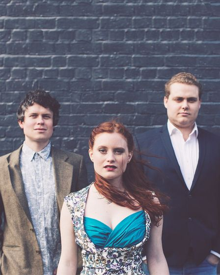 The Dovetail Trio will play this year's St Albans Folk Festival