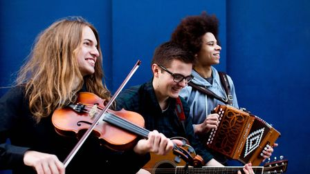 Granny's Attic will play this year's St Albans Folk Festival