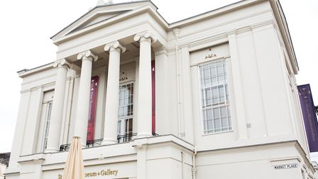 The front of St Albans Museum and Gallery (picture: Loudbird PR)