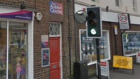 The Albany Centre on Victoria Street. Picture: Google.