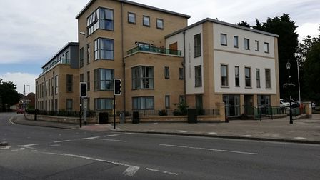 Elm Tree Court in Huntingdon. Picture: ARCHANT