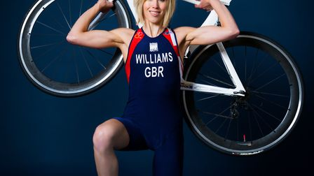 Jess Williams will compete in world duathlon and cycling events. Picture: TIM STEELE PHOTOGRAPHY