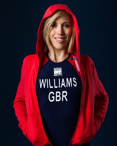 Jess Williams has a busy summer ahead. Picture: TIM STEELE PHOTOGRAPHY