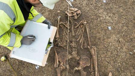 One of the bodies that were found