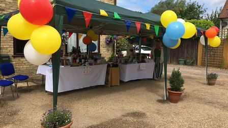 Maycroft Residential Home's fete. Picture: Lynn Ward