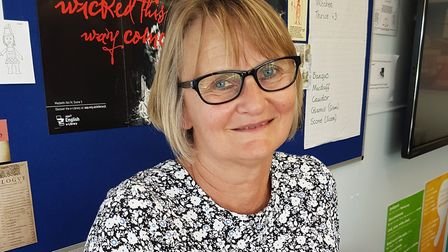 Cheryl Bowyer, who joined Greneway School 37 years ago, is stepping down at the end of the academic