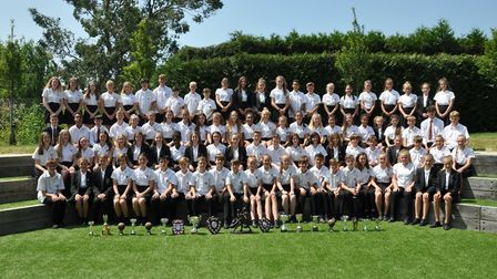 Beaumont School in St Albans celebrates a fantastic year of sporting success.