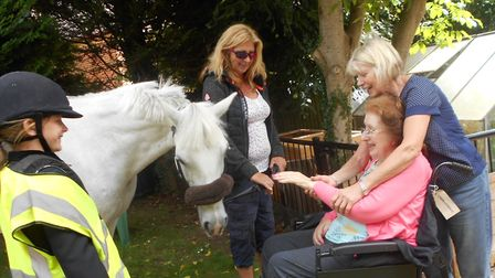 Field House Care Home summer fete. Picture: Field House Care Home