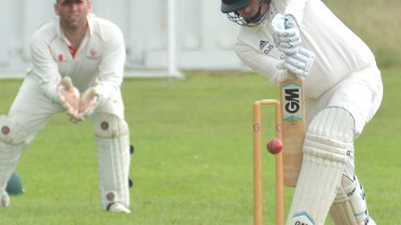 Ollie Stevens helped Ramsey 3rds beat Division Three leaders Bretton in the Hunts League.