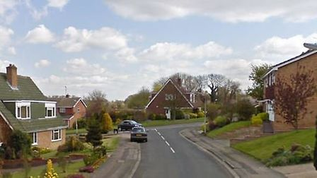 Hunters Way. PIcture: Google Streetview