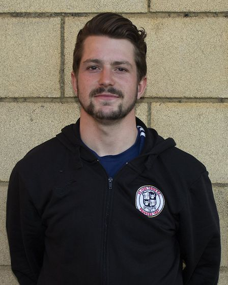 Robbie Parker has joined St Ives Town from Biggleswade Town. Picture: LOUISE THOMPSON