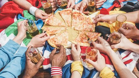 The World Cup is a great excuse for a gathering. Picture: Getty