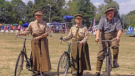 The 2018 Godmanchester Gala. Picture: ARCHANT