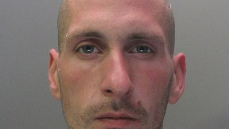 Anthony Underwood. Picture: CAMBS POLICE