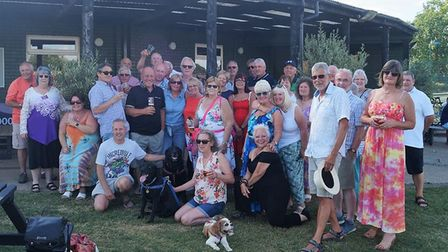 The Royston Past Facebook group annual reunion. Picture: Royston Past