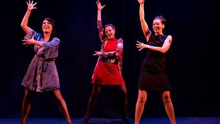 Sweet Charity is at the Leys School, Cambridge until Saturday, July 14.