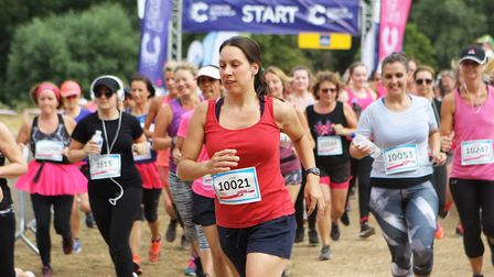 St Albans Race For Life 2018 .Picture: Karyn Haddon