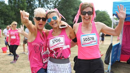 St Albans Race For Life 2018 - Piera's Pals.Picture: Karyn Haddon