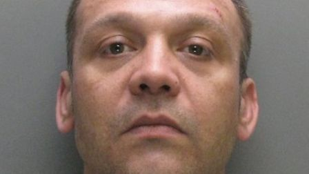 Terry Taylor from Waterbeach has been jailed for six years. Picture: Cambs police