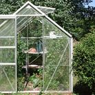 If you have plants in a greenhouse they are at risk of overheating whilst it's so hot. Picture: Gett
