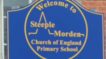Steeple Morden C of E Primary School is closed today. Picture: Harry Hubbard