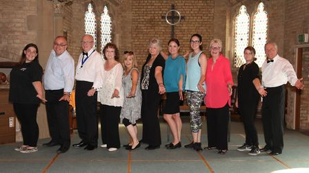 A handover ceremony was held to mark the closure of SIMADS, in St Ives. Picture: Elite Photo Studio