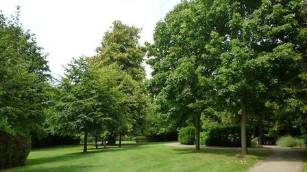 Lydekker Park recieved a Green Flag award. Picture: Harpenden Town Council